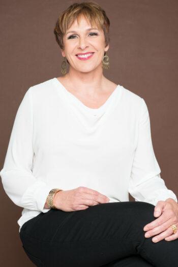 Cynthia alternate pic white blouse